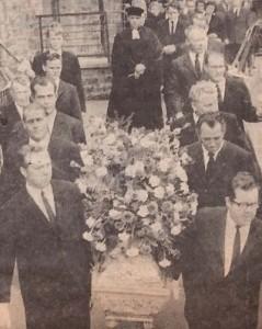 Beerdigung A. Schlieper | Kirmesgruppe Aechter de Biecke